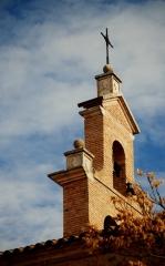 Espadaña del Convento de Justinianas