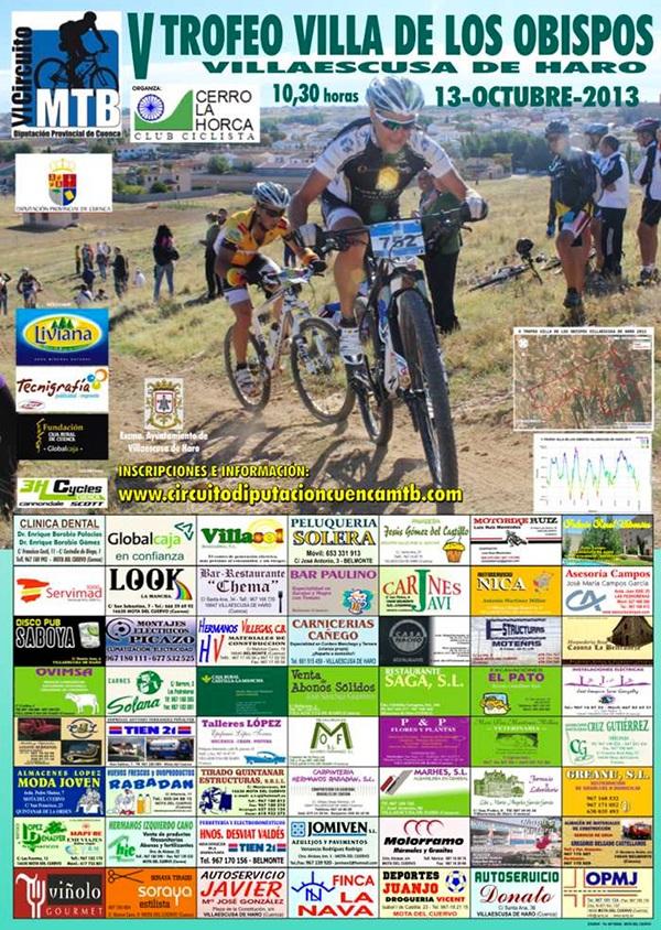 MTB VILLAESCUSA DE HARO 2013